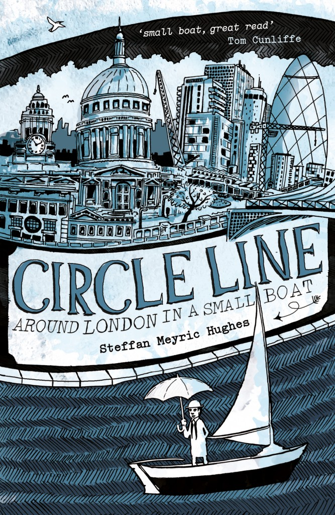 Circle Line by Steffan Meyric Hughes - book cover
