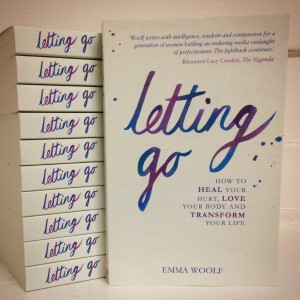 Letting Go books