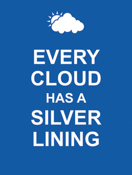 Every Cloud has a Silver Lining - Greg Lees - School