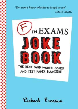 F in Exams Joke Book