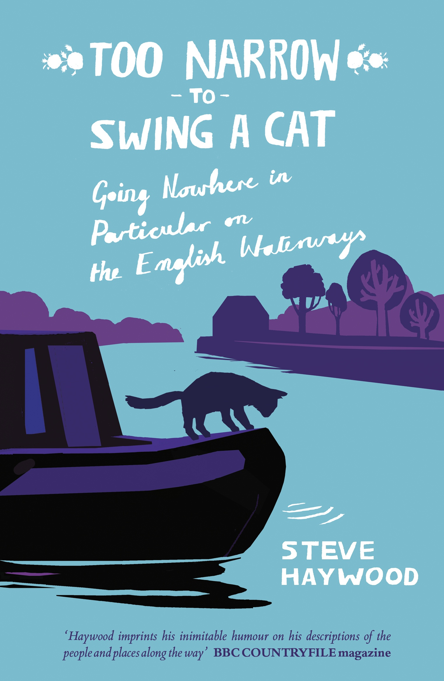 Too Narrow to Swing a Cat