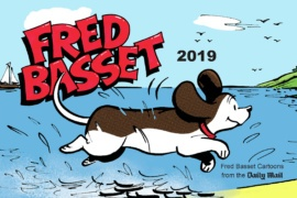 Fred Basset Yearbook 2019