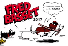 Fred Basset Yearbook 2017