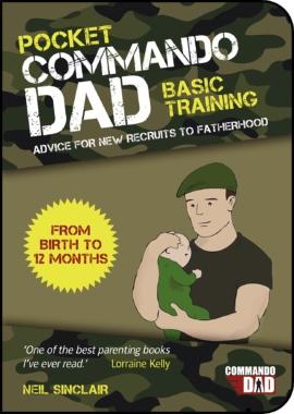 Pocket Commando Dad