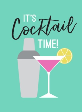 It's Cocktail Time!