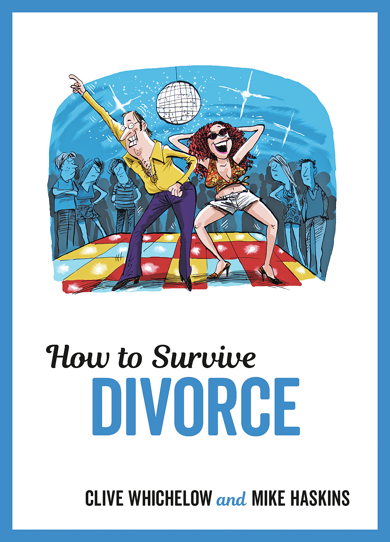 how to survive after a divorce