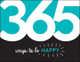 365 Ways to Be Happy
