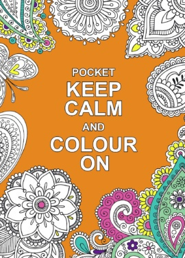 Pocket Keep Calm and Colour On