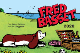 Fred Basset Yearbook 2020