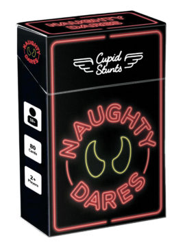 Cupid Stunts Cards – The Naughty Dares Edition