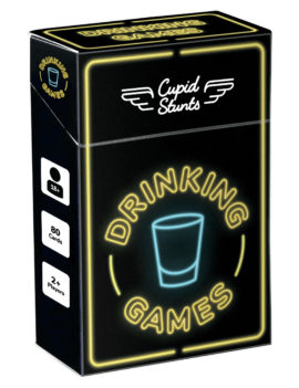 Cupid Stunts Cards – The Drinking Games Edition