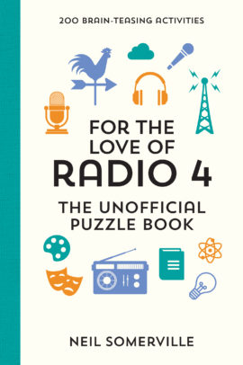 For the Love of Radio 4 – The Unofficial Puzzle Book
