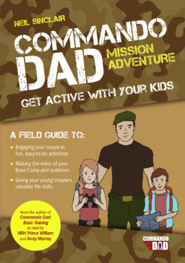 Commando Dad: Mission Adventure