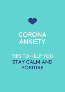 Corona-Anxiety