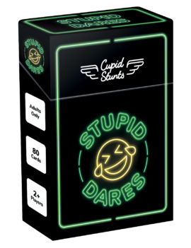 Cupid Stunts Cards – The Stupid Dares Edition