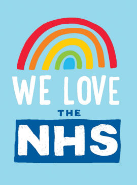 We Love the NHS