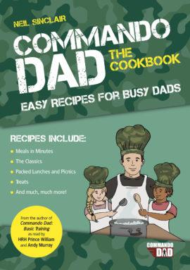 Commando Dad: The Cookbook