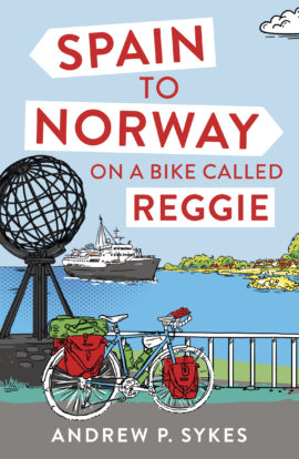 Spain to Norway on a Bike Called Reggie