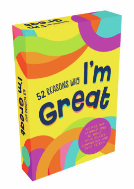 52 Reasons Why I'm Great