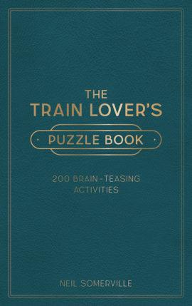 The Train Lover's Puzzle Book